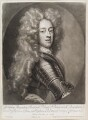 King George II when Prince of Hanover, by and published by John Smith, after  Johann Leonhard Hirschmann - NPG D11635