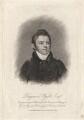 Benjamin Dean Wyatt, by Thomas Blood, published by  James Asperne, after  Samuel Drummond - NPG D8834