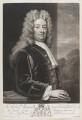 Thomas Newport, Baron Torrington, by John Smith, after  Sir Godfrey Kneller, Bt - NPG D11647