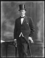 Courtenay Charles Evan Morgan, 3rd Baron Tredegar, by Bassano Ltd - NPG x78754