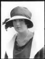 Mary Frances Katherine Dent, 19th Baroness Furnivall, by Bassano Ltd - NPG x74947