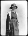 Mary Frances Katherine Dent, 19th Baroness Furnivall, by Bassano Ltd - NPG x74948
