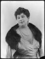 Baroness Emma Magdalena Rosalia Maria Josefa Barbara Orczy, by Bassano Ltd - NPG x19481