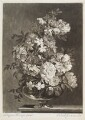Vase of Flowers, by and published by John Smith, after  Jean-Baptiste Monnoyer - NPG D11730