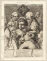 'Pand[e]monium', by James Sayers, published by  Thomas Cornell - NPG D12234