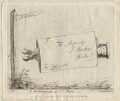 'A posthaste conveyance for S[cottish] members', by James Sayers, published by  James Bretherton - NPG D12235