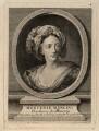 Hortense Mancini, Duchess of Mazarin, by Etienne Fessard - NPG D12226