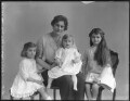 The Coventry family, by Bassano Ltd - NPG x74986