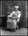 Amodu Tijani, Chief Oluwa of Lagos, by Bassano Ltd - NPG x75019