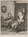 Crispin (Man undressing a woman), published by John Smith - NPG D11768