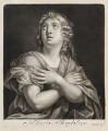 Mary Magdalene, published by John Smith - NPG D11774