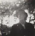 Virginia Woolf, by Barbara Strachey (Hultin, later Halpern) - NPG Ax125376