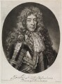 King James II, by Isaac Beckett, published by  John Smith, after  Nicolas de Largillière - NPG D11916