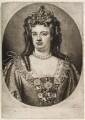 Queen Anne, published by John Smith, after  Sir Godfrey Kneller, Bt - NPG D11920