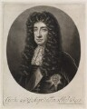 King Charles II, by Robert Williams, published by  John Smith, after  Sir Godfrey Kneller, Bt - NPG D11924