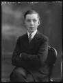 Edward Henry Harold Ward, 7th Viscount Bangor, by Bassano Ltd - NPG x75078