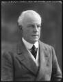 Sir Alfred Aspinall Tobin, by Bassano Ltd - NPG x75120