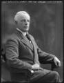 Sir Alfred Aspinall Tobin, by Bassano Ltd - NPG x75121