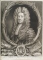 William Cowper, 1st Earl Cowper, by and published by John Smith, after  Sir Godfrey Kneller, Bt - NPG D11576