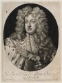 Prince George of Denmark, Duke of Cumberland, published by John Smith, after  Sir Godfrey Kneller, Bt - NPG D11926