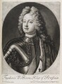 Frederick William I, King of Prussia, published by John Smith, after  Friedrich Wilhelm Weidemann - NPG D11931