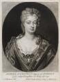 Sophia Dorothea, Queen of Prussia, published by John Smith, after  Friedrich Wilhelm Weidemann - NPG D11932
