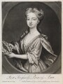 Anne, Princess Royal and Princess of Orange, published by John Smith, after  Sir Godfrey Kneller, Bt - NPG D11938