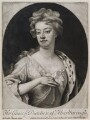 Sarah Churchill (née Jenyns (Jennings)), Duchess of Marlborough, published by John Smith, after  Sir Godfrey Kneller, Bt - NPG D11947