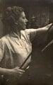 Barbara Ker-Seymer, by Humphrey Spender - NPG x36076