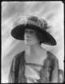 Ella Louise (née Catford), Viscountess Falkland, by Bassano Ltd - NPG x75193