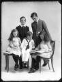 The Cary family, by Bassano Ltd - NPG x75194