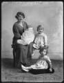 The St Aubyn family, by Bassano Ltd - NPG x75199