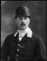 Sir Charles Edward St John Frederick, 8th Bt, by Bassano Ltd - NPG x75226
