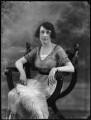 Clare Stella Mary King (née Petre), by Bassano Ltd - NPG x120674