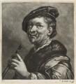 A Piper, published by John Smith, after  Dirck Jaspersz van Baburen - NPG D11819