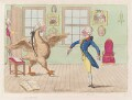 'Regardez moi', by James Gillray - NPG D12297
