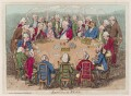 'Banco to the knave', by James Gillray, published by  Hannah Humphrey - NPG D12304