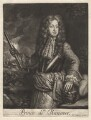 King George I when Prince of Hanover, published by Richard Tompson, after  Sir Godfrey Kneller, Bt - NPG D13174