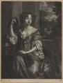 Louise de Kéroualle, Duchess of Portsmouth, by Paul van Somer, after  Sir Peter Lely - NPG D13151