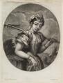 Haymaker, published by John Smith, after  Rosalba Carriera - NPG D11864