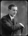 Charles Augustus Grey Bennet, 8th Earl of Tankerville, by Bassano Ltd - NPG x120678