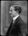 Charles Augustus Grey Bennet, 8th Earl of Tankerville, by Bassano Ltd - NPG x120679
