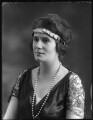 Mary Constance Cunliffe-Lister (née Boynton), Countess Swinton