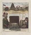 'Camera-obscura', by James Gillray, published by  Samuel William Fores - NPG D12380