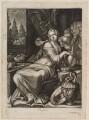 Vanity, by John Oliver, published by  John Smith - NPG D11905