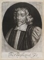 Peter Gunning, by Isaac Beckett, published by  John Smith - NPG D11966