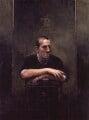 Pete Postlethwaite, by Christopher Thompson - NPG 6617