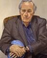 Sir Brian Edward Urquhart, by Philip Pearlstein - NPG 6618