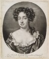 Queen Anne when Princess of Denmark, by Robert Williams, published by  John Smith - NPG D11967