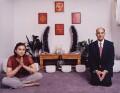 Meena Pathak; Kirit Pathak, by Tom Miller - NPG x125416